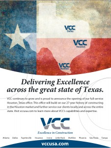 VCC-Houston Office Ad